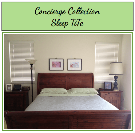 ConciergeCollections-SleepTite-GreenCoverlet