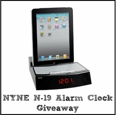 Win NYNE N-19 Alarm Clock
