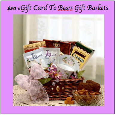 Celebrate Your Mom With Bea's Gift Baskets Of Goodies