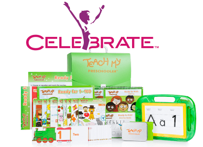 Teach My Preschooler Learning Kit Products I Salute And Celebrate