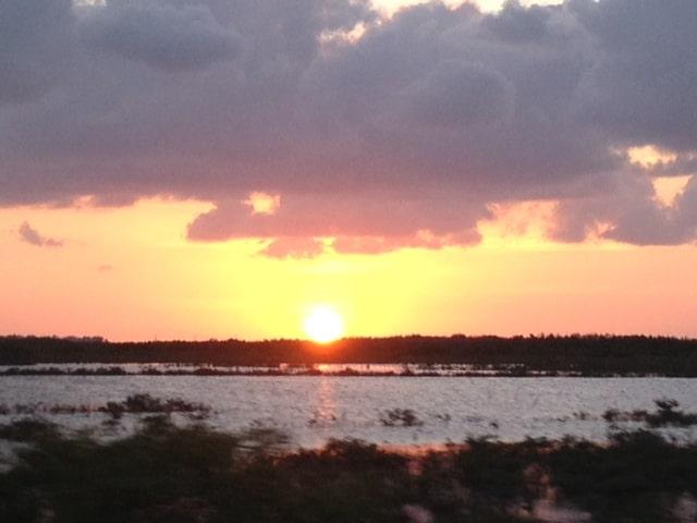 Florida-Keys-Sunset-overglades