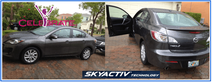 Our Adventure Continues With Mazda 3 With Skyactiv Technology