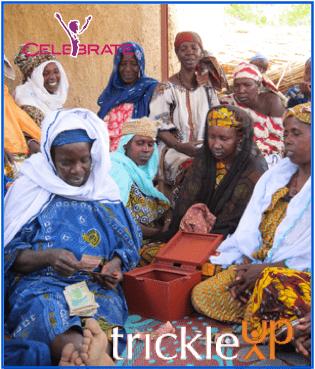 #RaiseForWoman-TrickleUp-campaign-Mali-women