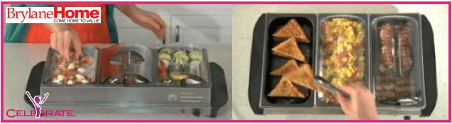 NonStick-Triple-Buffet-Server-giveaway