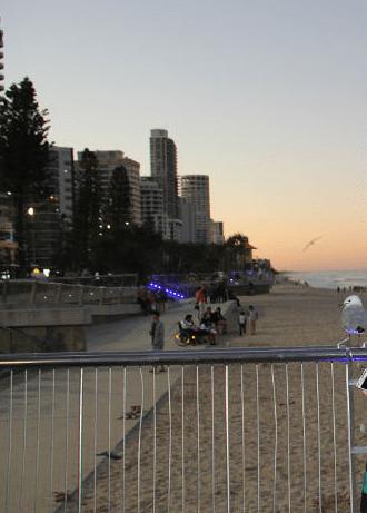 Australia-Gold Coast-Surfers-Paradise