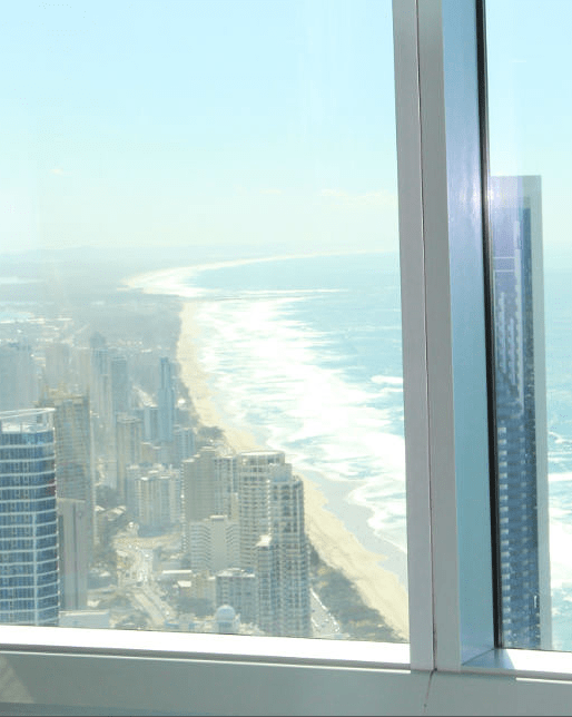 Australia-Gold Coast-View-from-Tower