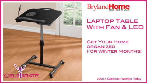 Laptop-table-with-Fan-LED-light