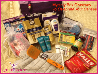 Mystery Box Giveaway Any Woman Would Love