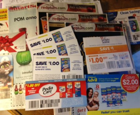 Coupons You May Try
