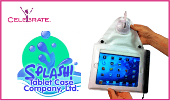 Splashtablet Is A Perfect Solution To Protect Your iPad