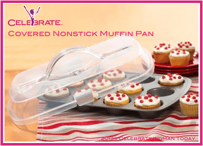 Get Ready For Holidays With Covered Nonstick Muffin Pan