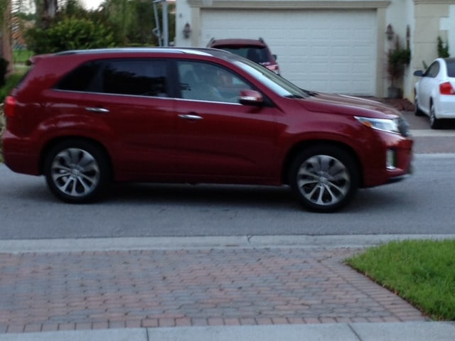 KIA-SUV-Sorento driving tips