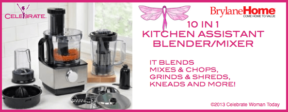 Kitchen-Assitant-Blender-Mixer