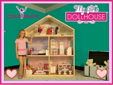 My Girls Dollhouse Wants YOU To Win This Palace!