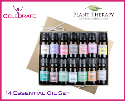 Plant Therapy Essential Oils Collection Giveaway Celebration