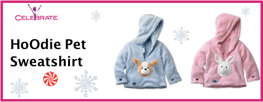 Hoodie Pet Sweatshirt To Make Your Child Happy And Warm In The Winter