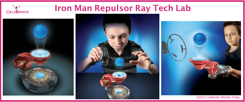 Iron Man Repulsor Ray Tech Lab Toy Makes It To The Market