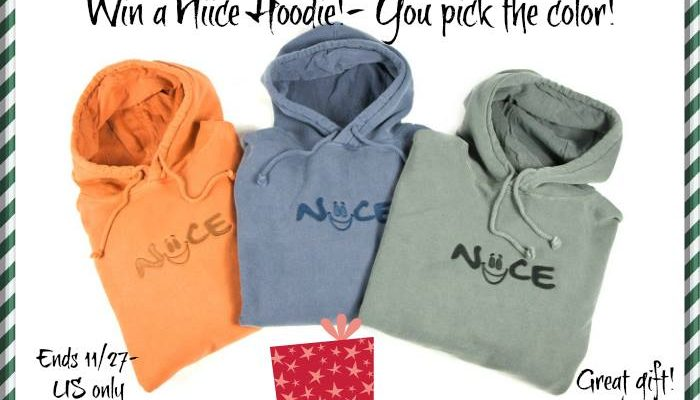 Add A Niice Stuff Hoodie To Your Holiday List For Festive Clothes