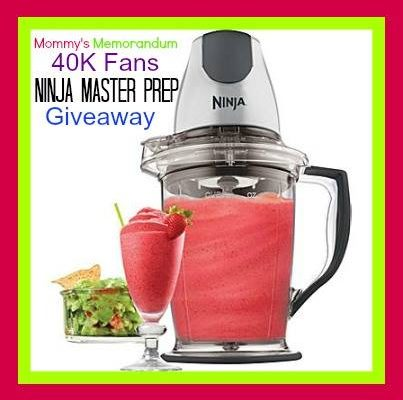Food Tastes Better Is When Made Ready With Ninja Master Prep