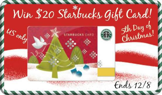Starbucks Open Christmas Eve.20 Starbucks Gift Card Giveaway In 12 Days Of Christmas