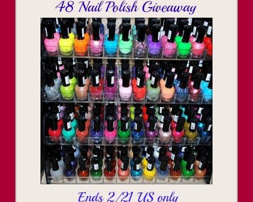 48-Piece KleanKolor Nail Polish Prize Will Be Gone In A Flash