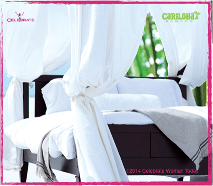 Cariloha Bamboo Bed Sheets Make Our Life So Breezy! Skip Into The Joy of Bamboo!