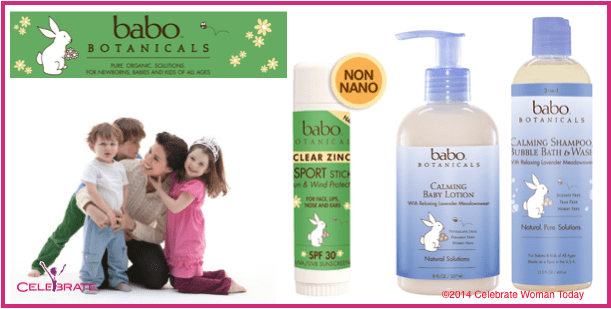 BABO Botanicals Bounce Back Party Is Live With Bathtime Gift Set