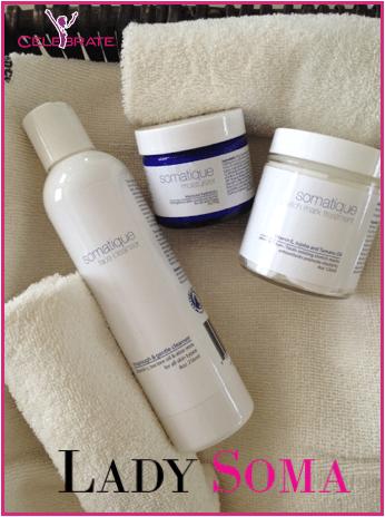 Lady Soma Moisturiser Stretch Mark lotions Cleanser