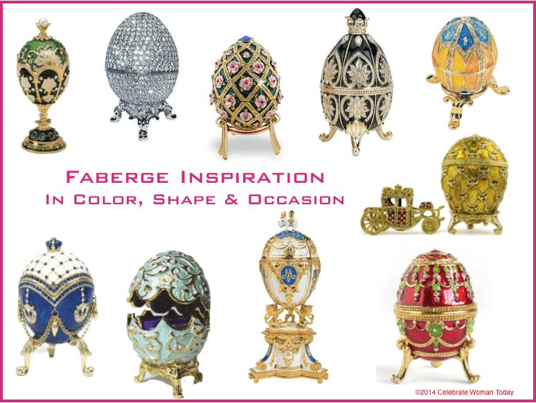 FABERGE egg Inspiration