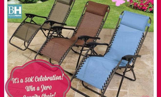how patio life would change with a zero gravity chair. Black Bedroom Furniture Sets. Home Design Ideas