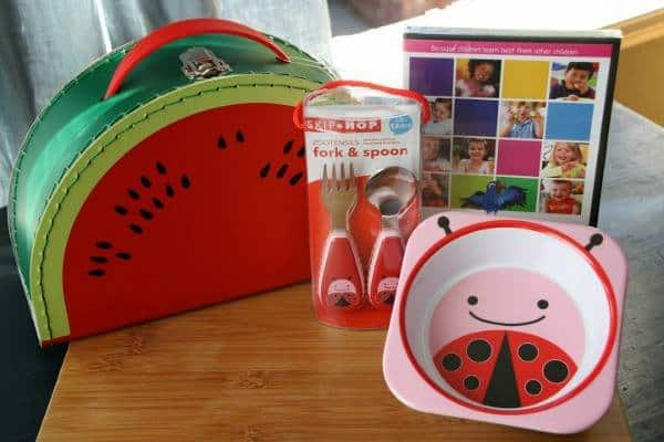 Ladybug Lunchbox Wins the Hearts of Healthy Eaters!