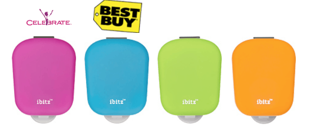 ibitz Keeps Moms And Children On The Go For Whole Summer! Get It At Best Buy