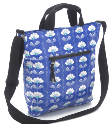 Pattern Dilly travel bag