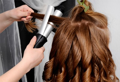 Top Hairstyles To Do With A Curling Iron From Spiral To