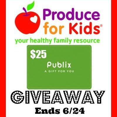 Win $25 Publix Gift Card And Do Your Yummy Shopping!