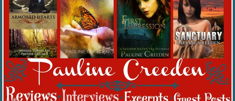 Debut of Sanctuary Book by Author Pauline Creeden