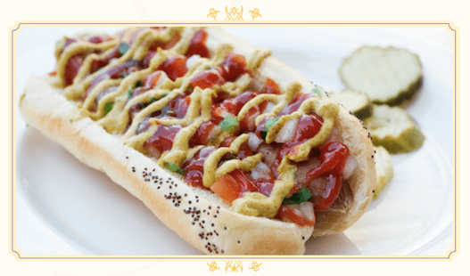 Curry Hot Dog Recipe from The Hundred Foot Journey Movie #100FootJourney
