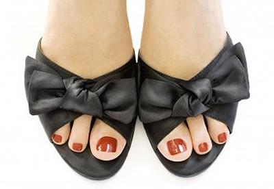 DIY Pretty Feet #Pedicure #Spa at #Home