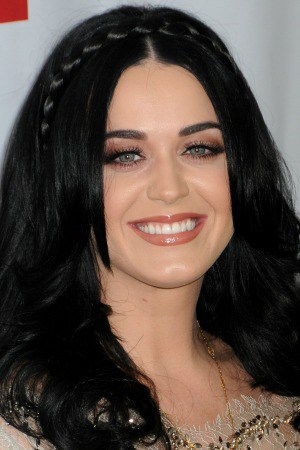 Braided Hair Katy Perry