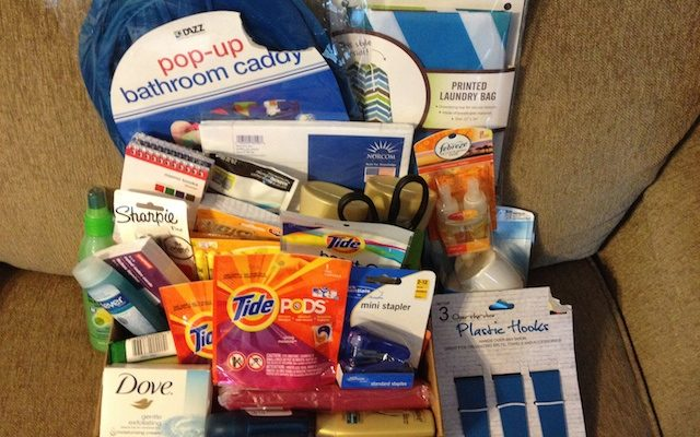 College Back To School Supplies And Essentials for Dorm – Mystery Box Giveaway