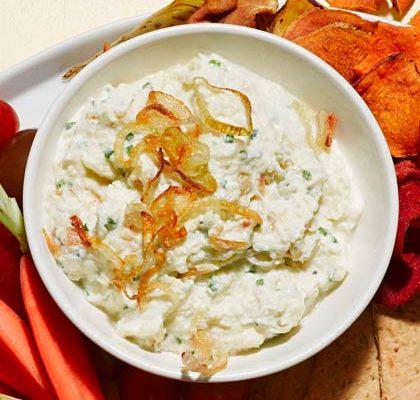 French Onion Dip Recipe