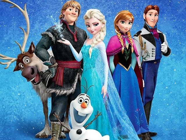Disney film FROZEN 2