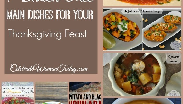 Gluten Free Main Dishes For Your Thanksgiving Feast