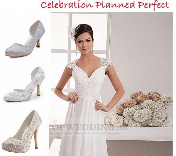Wedding Shoes Accessories