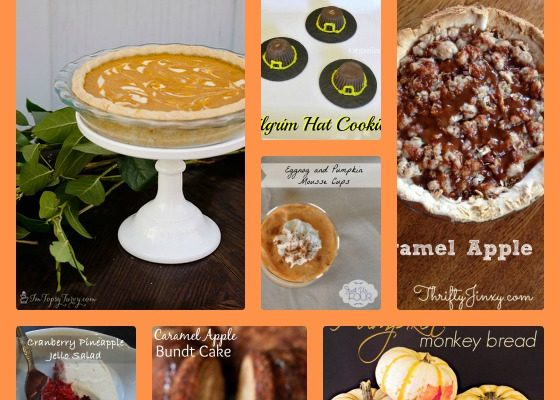 8 Unique Thanksgiving Dessert Recipes
