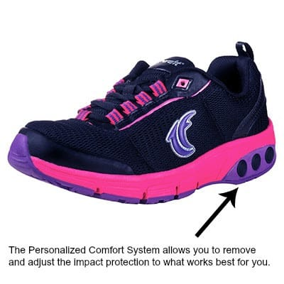 Therafit shoes