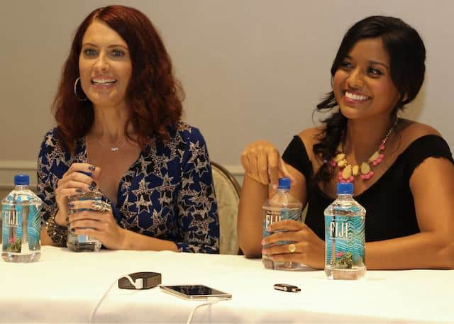 Vanessa Marshall Tiya Sircar Star Wars Rebels