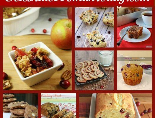11 Delicious Cranberry Recipes To Celebrate This Season