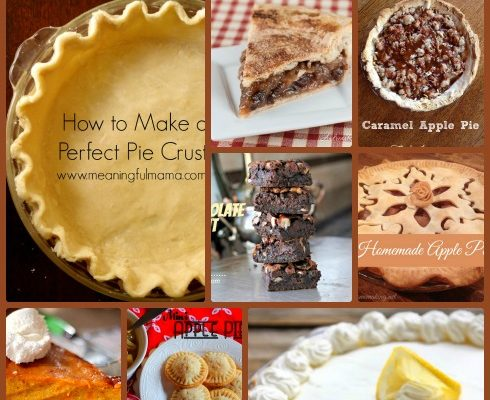 Conquer Your Guests With 10 Delicious Pie Recipes