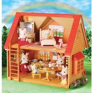 Calico Critters Cozy Cottage To Brighten A Day For Your Child